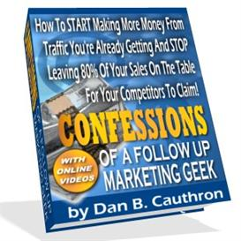 confessions of a follow up marketing geek with master resale rights