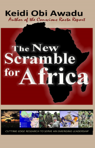 the new scramble for africa, ebook by keidi awadu