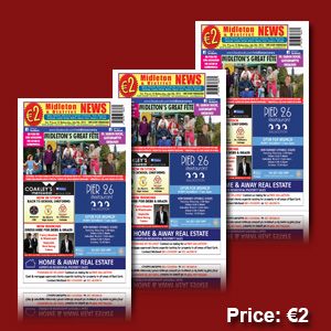 Midleton News July 8th 2015 | eBooks | Magazines