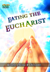 eating the eucharist