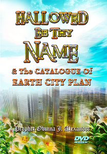hallowed be thy name and the catalogue of the earth city plan