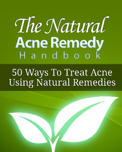Natural Acne Remedy Handbook | eBooks | Beauty