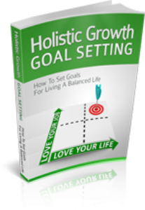 holistic goal setting