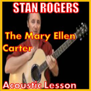 learn to play the mary ellen carter by stan rogers