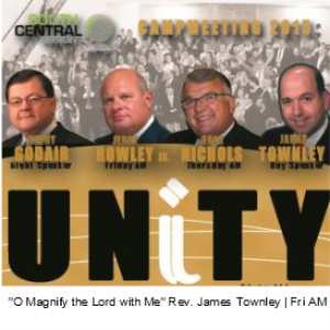 o magnify the lord with me - rev. james townley
