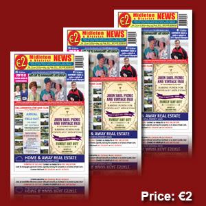 Midleton News July 22nd 2015 | eBooks | Magazines