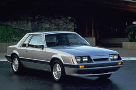 1986 ford mustang mvma specifications
