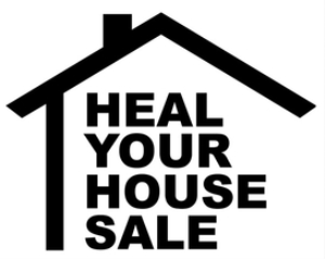 heal your house sale