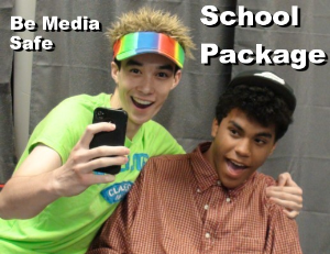 be media safe (school package)