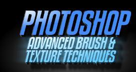 Photoshop - Advanced Brush & Texture Techniques | Movies and Videos | Educational