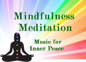 mindfulness meditation for inner peace vol:1