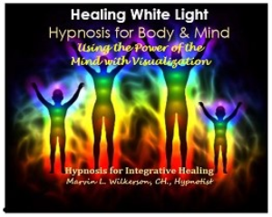 healing white light hypnosis for body & mind