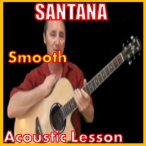 learn to play smooth by santana