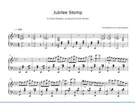 jubilee stomp as played by dick hyman