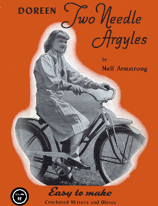 two needle argyles | volume 96 | doreen knitting books digitally restored pdf