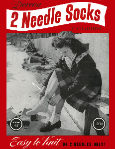 two needle socks | volume 93 | doreen knitting books digitally restored pdf