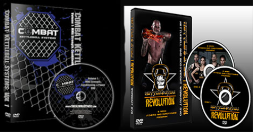 First Additional product image for - KJ Revolution/Combat Kettlebell package