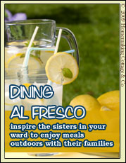 First Additional product image for - Ebook Sale: Dining al Fresco + Morning Stars
