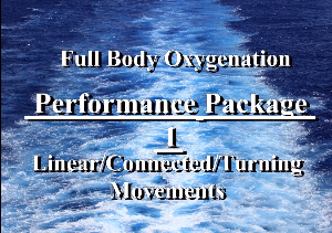 performance movement package 1- hand held tablets- linear,turning,connecting movements