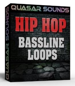 hip hop bassline loops   wave , hip hop bass