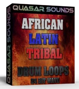 african drum loops , latin drum loops , tribal drum loops  vol.1