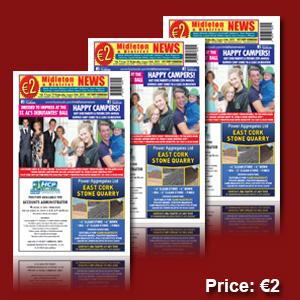 Midleton News August 26 2015 | eBooks | Magazines
