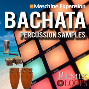 bachata percussion maschine expansion
