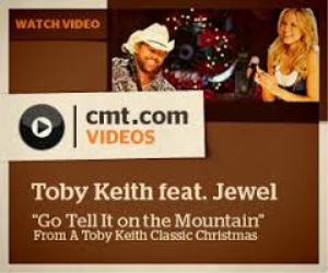 go tell it on the mountain toby keith country satb choir and orchestra