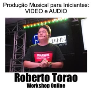 producao musical para iniciantes - audio e video