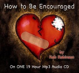 how to be encouraged on one 19 hour mp3 audiobook