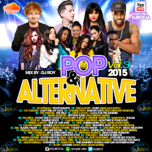 dj roy pop & alternative mix vol.3 2015