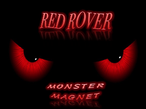 red rover monster magnet