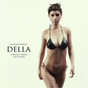 sculpted reality: della