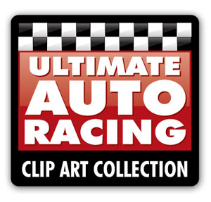 ultimate racing clip art package
