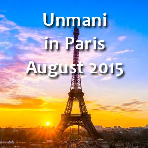 paris august 2015