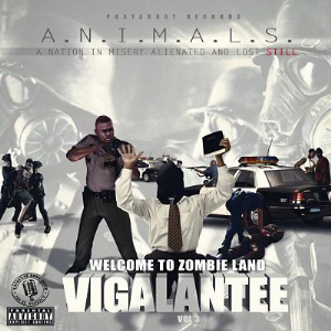 a.n.i.m.a.l 3 welcome 2 zombie land ep by vigalantee