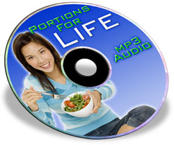 First Additional product image for - Portions For Life Ebook Audio MP3 Lose Weight with Portion control