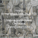 Haydn: Symphonies Nos. 94 & 100 - Vienna SOO/David Josefowitz | Music | Classical