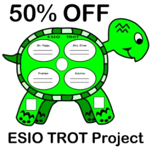 50% off esio trot group project