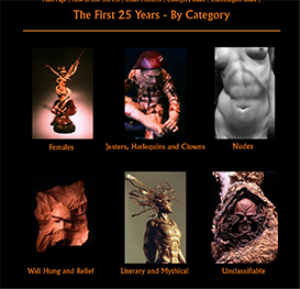ian norbury gallery - first 25 years