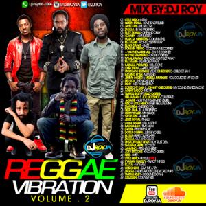 dj roy reggae vibration mix vol.2 [2015]