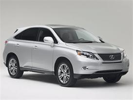 2010 lexus rx450h mvma