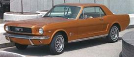 1966 ford mustang mvma specifications