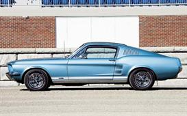 1967 ford mustang mvma specifications