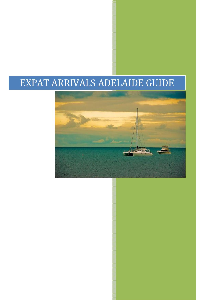 Expat Arrivals Adelaide Guide | eBooks | Travel