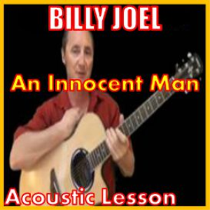 Learn to play An Innocent Man by Billy Joel | Movies and Videos | Educational