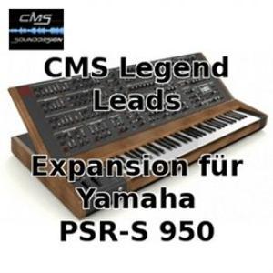 psr-s 970 legend leads