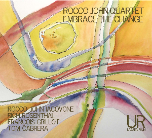 rocco john quartet - embrace the change (cd quality