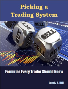 picking a trading system: formulas every trader should know