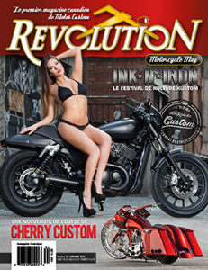 revolution motorcycle magazine vol.34 francais